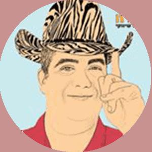 טוני הזברה  - זברה וידאו שיווקי   